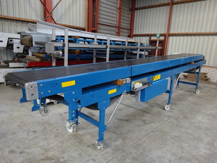 Lopende band x 600 mm
